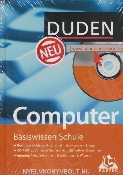 Basiswissen Schule Computer mit CD-ROM