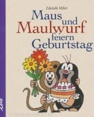 Zdenek Miler: Maus und Maulwurf feiern Geburtstag