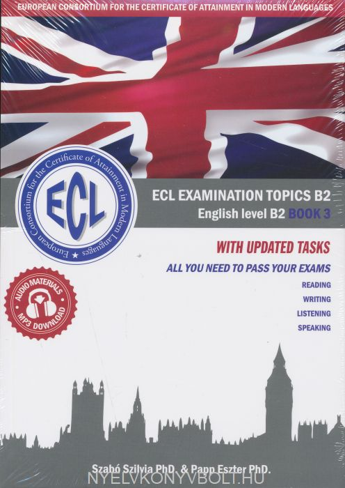 Ecl Examination Topics B2 English Level B2 Book 3 with updated task