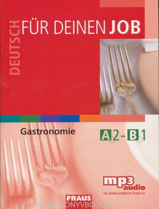Deutsch für deinen Job – Gastronomie + mp3