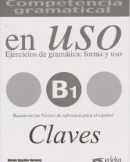 Competencia gramatical en Uso B1 Clave