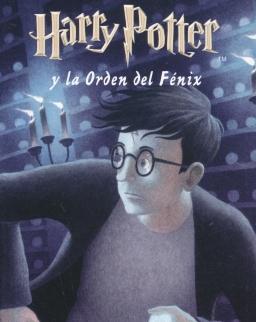 J. K. Rowling: Harry Potter y la Orden del Fénix (Harry Potter és a Főnix Rendje spanyol nyelven)