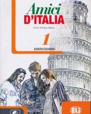 Amici D'Italia 1 Eserciziario + CD Audio