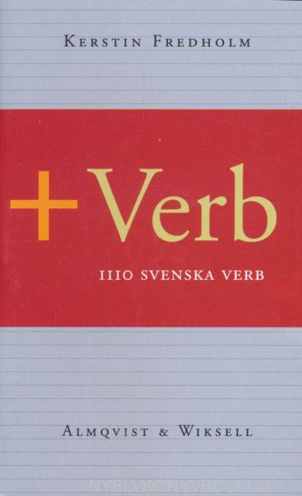 +Verb - 1110 svenska verb