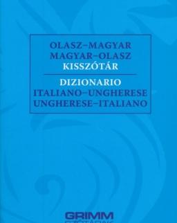 Olasz-magyar / Magyar-olasz Kisszótár - Dizionario Italiano-Ungherese / Ungherese-Italiano