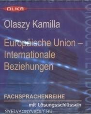 Europäische Union- Internationale Beziehungen - Grosses Tesbuch Audio CD