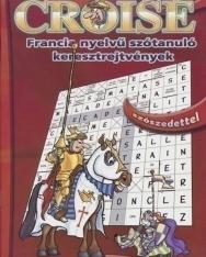 Croisé 500 - Francia nyelvű szótanuló keresztrejtvények