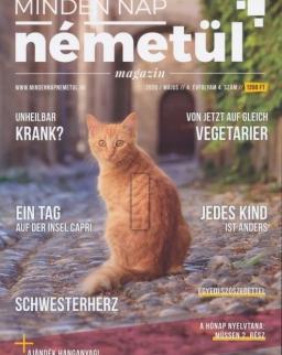 Minden Nap Németül magazin 2020 május