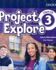 Project Explore 3 Class Cd