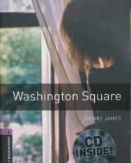Washington Square with Audio CD - Oxford Bookworms Library Level 4
