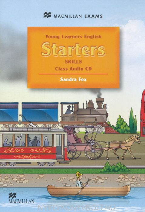 Young Learners English Starters Skills Class Audio CD - Macmillan Exams