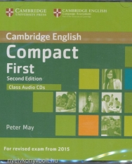 Cambridge English Compact First - Second Edition - Class Audio CDs