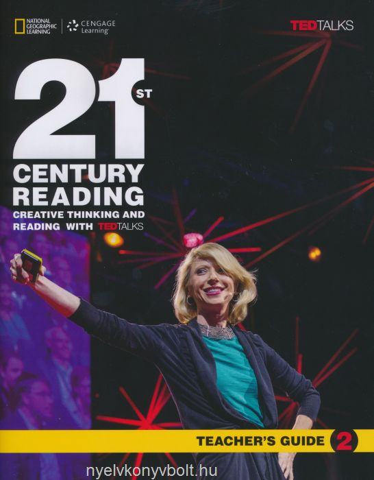 21st Century Reading 2 Teacher's Guide - Creative Thinking and Reading with TED Talks