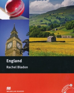 England - Macmillan Reader level 4