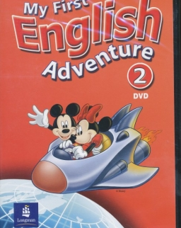 My First English Adventure 2 DVD