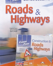 Career Paths: Construction II - Roads & Highways Student's Book with Audio CD Pack