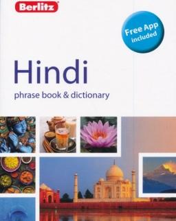 Berlitz Hindi Phrasebook &Dictionary