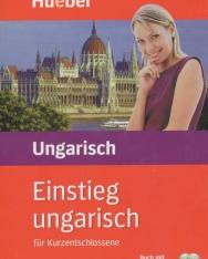 Hueber Einstieg Ungarisch Buch mit 2 CD-s