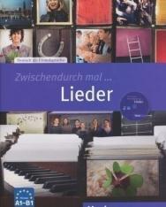 Zwichendurch mal... Lieder - Kopiervorlagen und Audio-CD