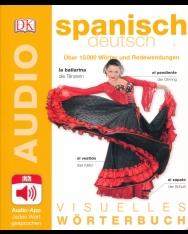 Visuelles Wörterbuch Spanisch - Deutsch + Audio-App