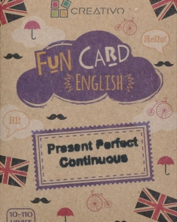Fun Card English: Present Perfect Continuous