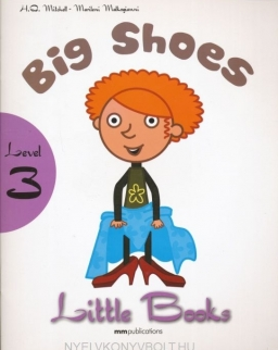 Big Shoes with Audio CD - MM Little Books Level 3