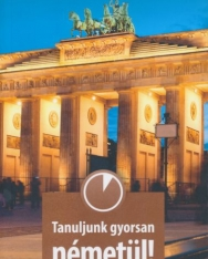 Tanuljunk gyorsan németül! + Audio CD