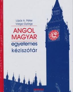 Angol-Magyar Egyetemes Kéziszótár - Új Kiadás