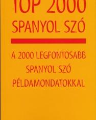 Top 2000 spanyol szó a 2000 legfontosabb spanyol szó példamondatokkal - Las palabras más usadas en espanol