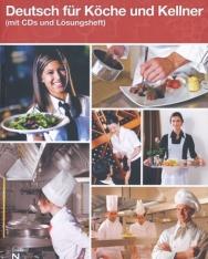 Deutsch für Köche und Kellner mit CDs und Lösungsheft
