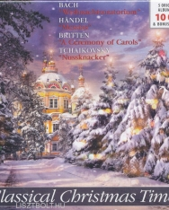 Classical Christmas Time - 10 CD