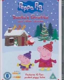 Peppa Pig - Santa's Grotto DVD