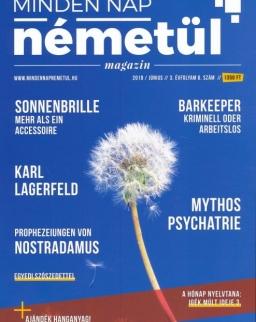 Minden Nap Németül magazin 2019 június
