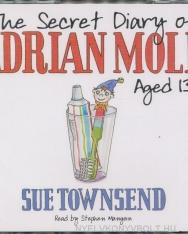 Sue Townsend: The Secret Diary of Adrian Mole Aged 13 3/4 Abridged Audio Book (3 CDs)