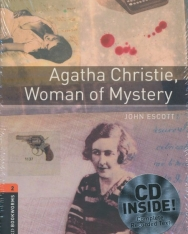Agatha Christie, Woman of Mystery with Audio CD - Oxford Bookworms Library Level 2