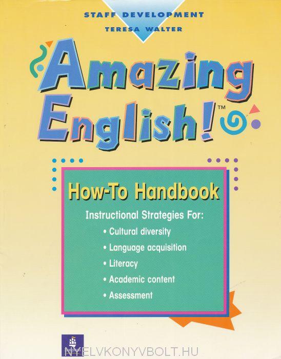 Amazing English! - How-To Handbook