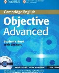 Objective Advanced 3rd Edition Student's Book with Answers and CD-ROM