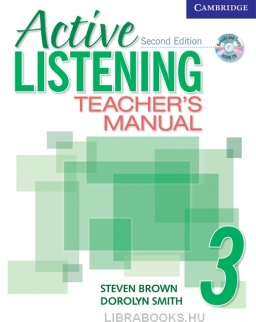 Active Listening 3 Teacher's Manual with Audio CD 2nd Edition