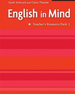 English in Mind 1 Teacher's Resource Pack