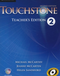 Touchstone 2 Teacher's Edition Second Edition with Audio CD/CD-ROM