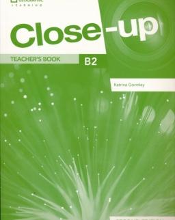 Close-Up B2 Teacher's Book - Second Edition