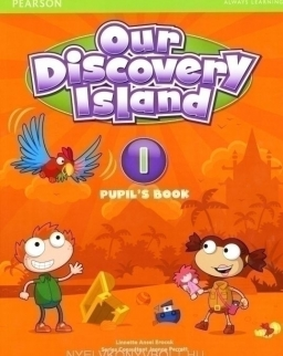 Our Discovery Island 1 Tropical Island Pupil's Book with Online Access Code