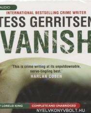 Tess Gerritsen: Vanish - Audio Book CD