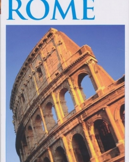 DK Eyewitness Travel Guide - Rome