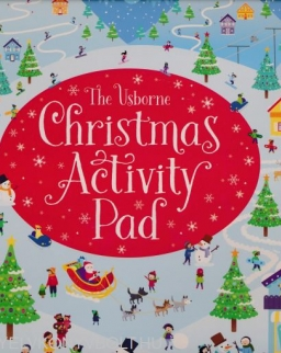 Sam Smith: Christmas Activity Pad