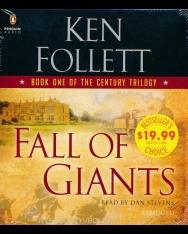 Ken Follett: Fall of Giants - Audio Book (12CDs)