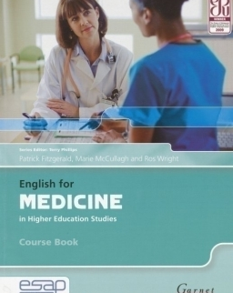 English for Medicine in Higher Education Studies Course Book with Downloadable Audio