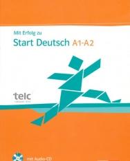 Mit Erfolg zu Start Deutsch A1-A2 Übungsbuch mit Audio-CD