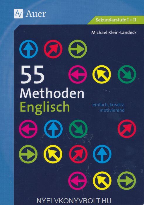55 Methoden Englisch: einfach, kreativ, motivierend