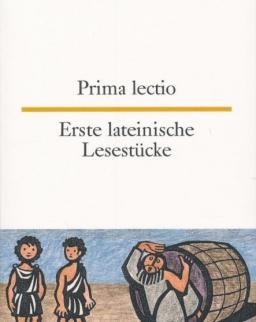 Prima lectio - Erste lateinische Lesestücke